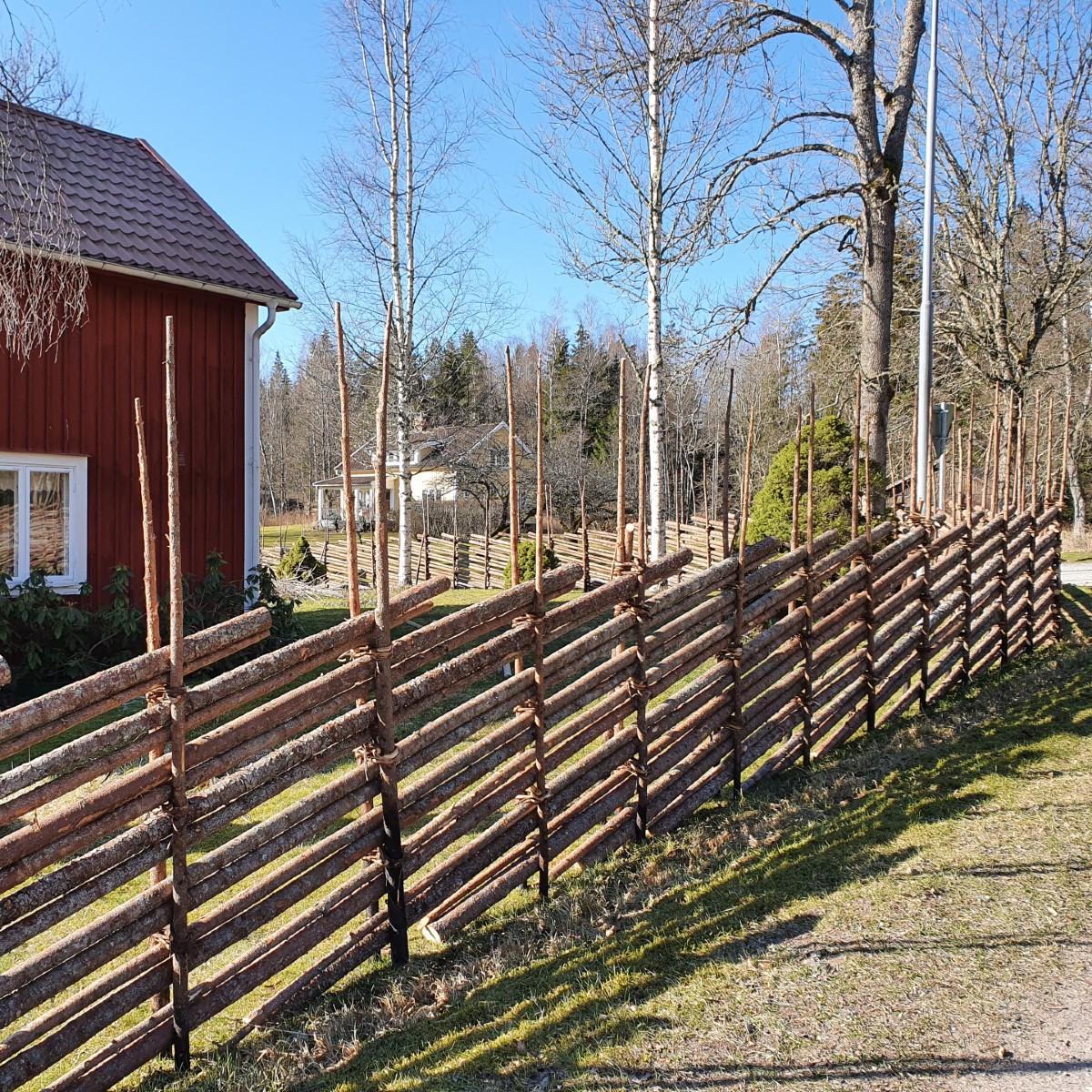Gärdsgårdsmodell Leksand, Hammarverket i Skärmartorp.