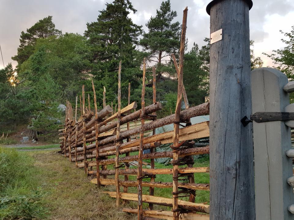 Roslagsgärdsgård, Djurö.